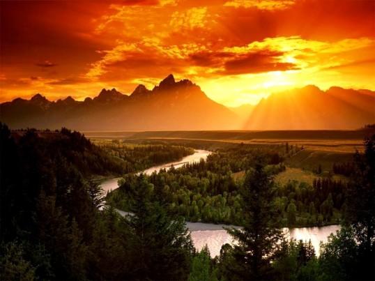 mountains-shiny